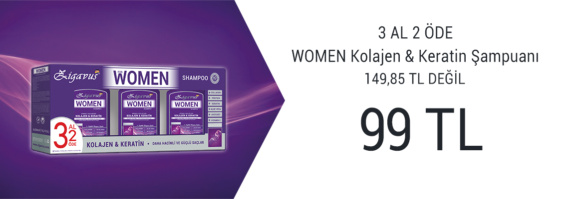 For Women-Kolajen Keratin Şampuan